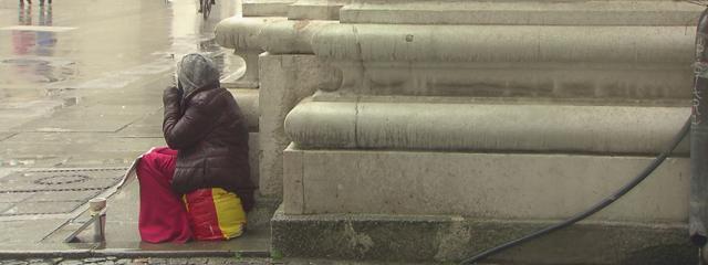 Bettelverbot in Salzburg