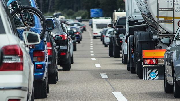 Stau Verkehrsprognose