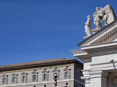 Missbrauch: Verschärfte Regeln im Vatikanstaat – religion.ORF.at