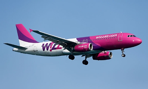 Wizz Air Airbus A320-232