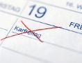 Karfreitag Kalender