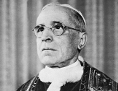 Papst Pius XII. 1955