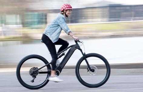 750.000 E Bikes: Dynamik im Straßenverkehr oe3.ORF.at