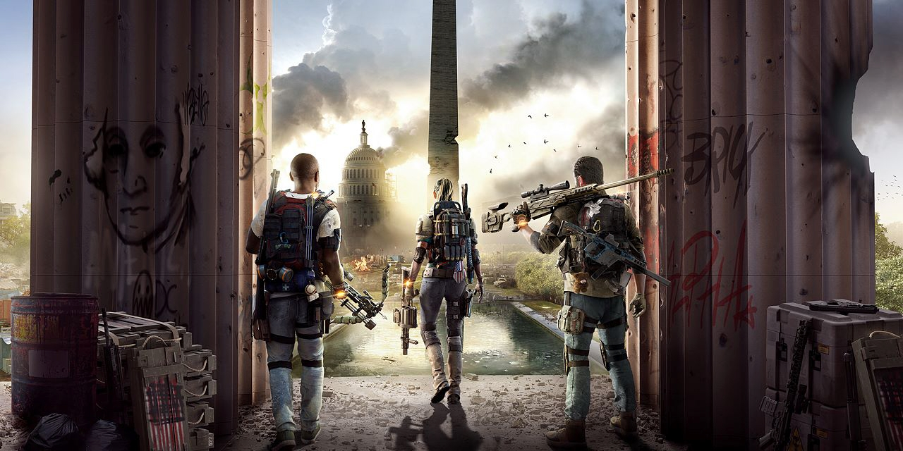 The Division 2 Game