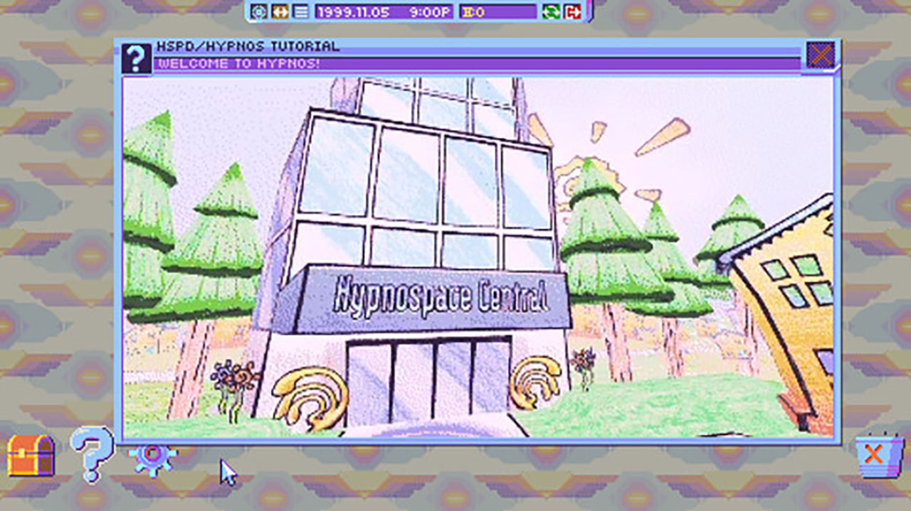 Game Hypnospace Outlaw