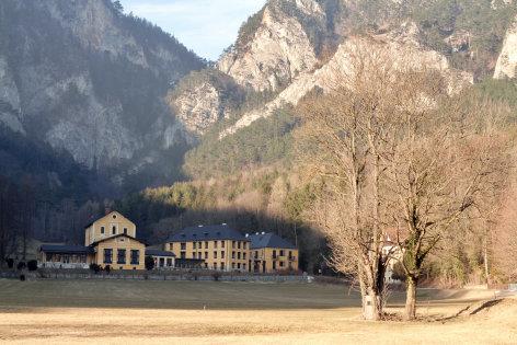 Habsburg und die Alpen (1/2)