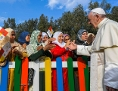 Papst Marokko