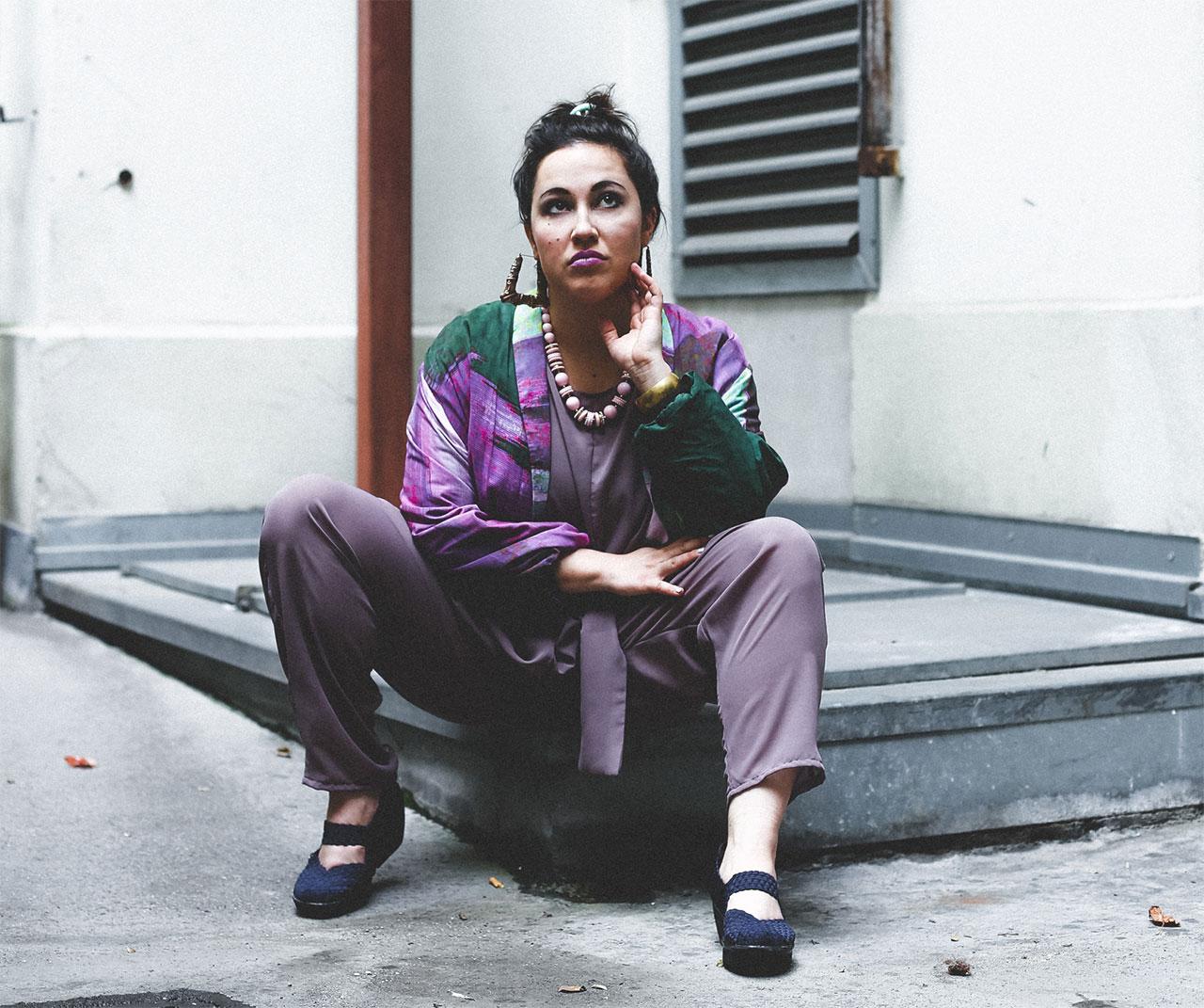 Sängerin Soia