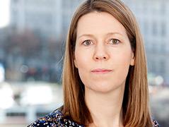 Porträtfoto der Kunsthistorikerin Katharina Steidl