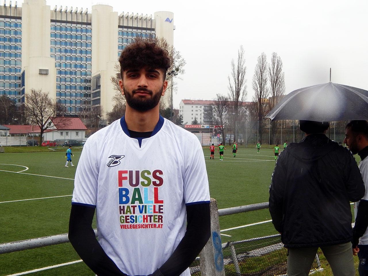 Spieler des FC Kurd