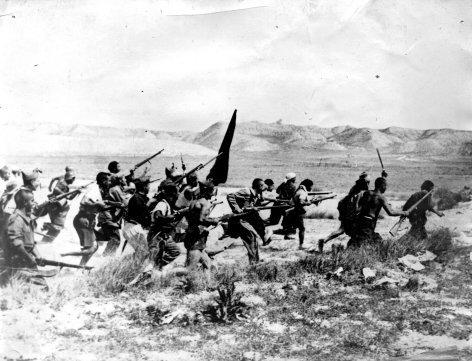 Wir kämpften für Spanien. Von Ottakring bis zum Ebro