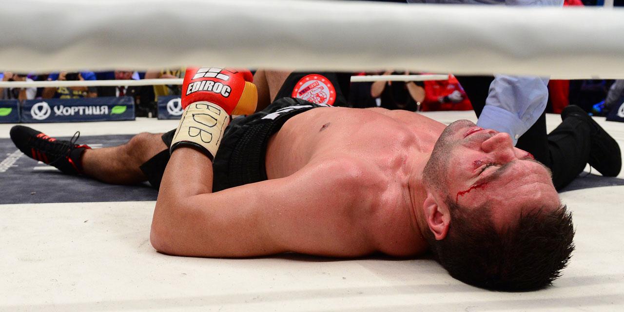 Kubrat Pulev geht K.O. im Boxring