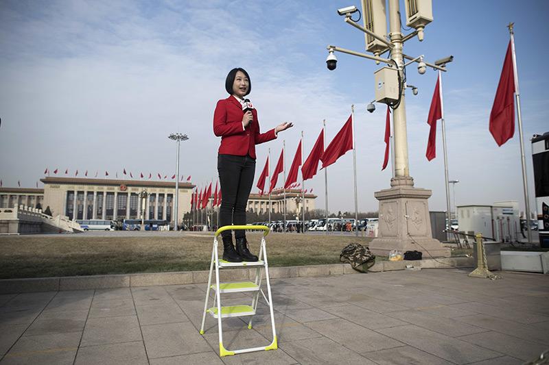 Durchleuchtete Gesellschaft: Überwachungskameras in Peking