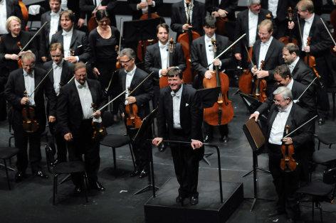 Ein Tag im Leben von Christian Thielemann , osterfestspiele 2019