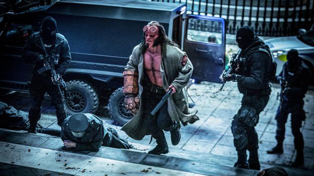 """Szene aus """"Hellboy"""""""