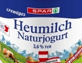 Heumilchjoghurt Natur