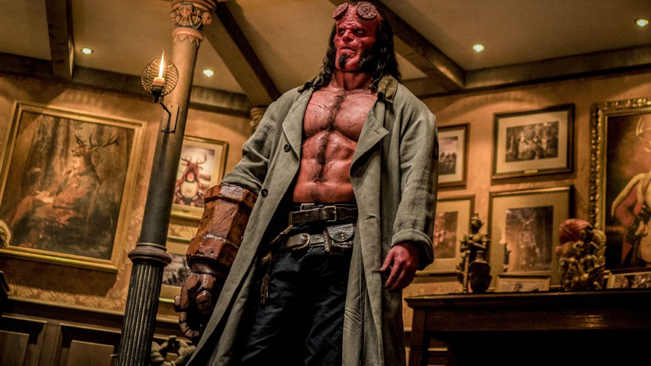 "Szenenbild ""Hellboy - Call of Darkness"""