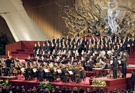 Musik für Papst Benedikt XVI.  Konzert im Vatikan  Originaltitel: Musik für Papst Benedikt XVI. - Konzert zu Ehren seiner Heiligkeit Papst Benedikt XVI.