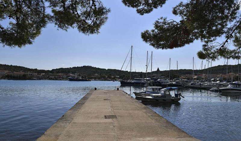 Kroatiens Küste, schon in jugoslawischen Zeiten ein beliebtes Urlaubsziel