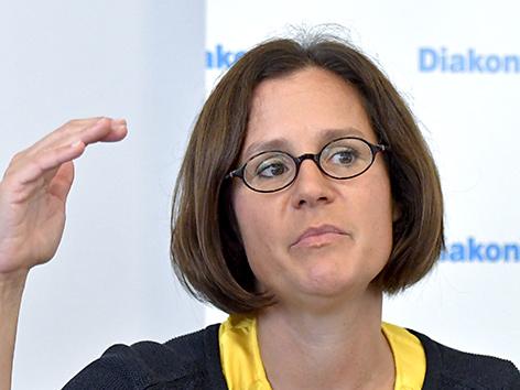 Diakonie-Österreich-Direktorin Maria Katharina