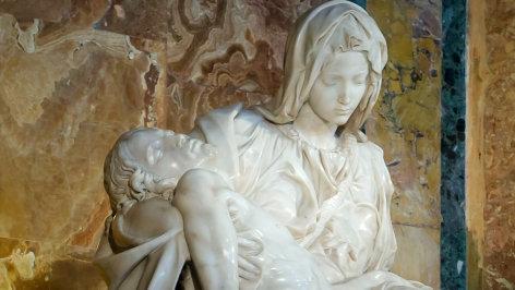 "Geheimnisse der Kirche  Rätsel um Maria  Originaltitel: Biblical Conspiracies ""Secrets of the Sculpture"""
