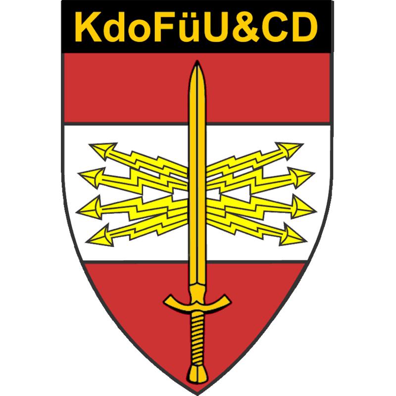 Logo des Kommandos Führungsunterstützung und Cyber Defence des österreichischen Bundesheers