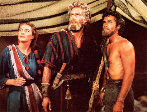Die Zehn Gebote    Originaltitel: The Ten Commandments (USA 1956), Regie: Cecil B. DeMille