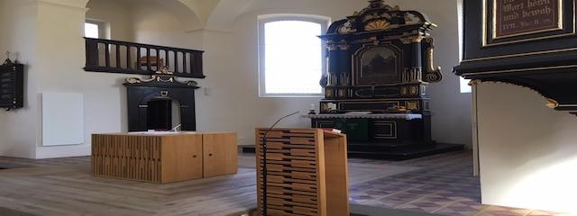 Evangelische Kirche in Feffernitz/Kärnten