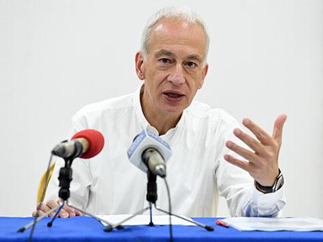 Caritas-Präsident Michael Landau