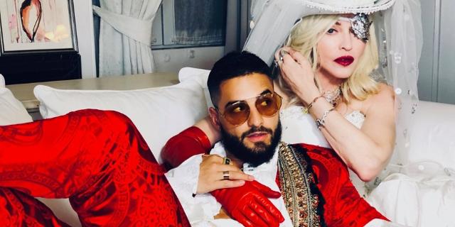 Madonna und Maluma