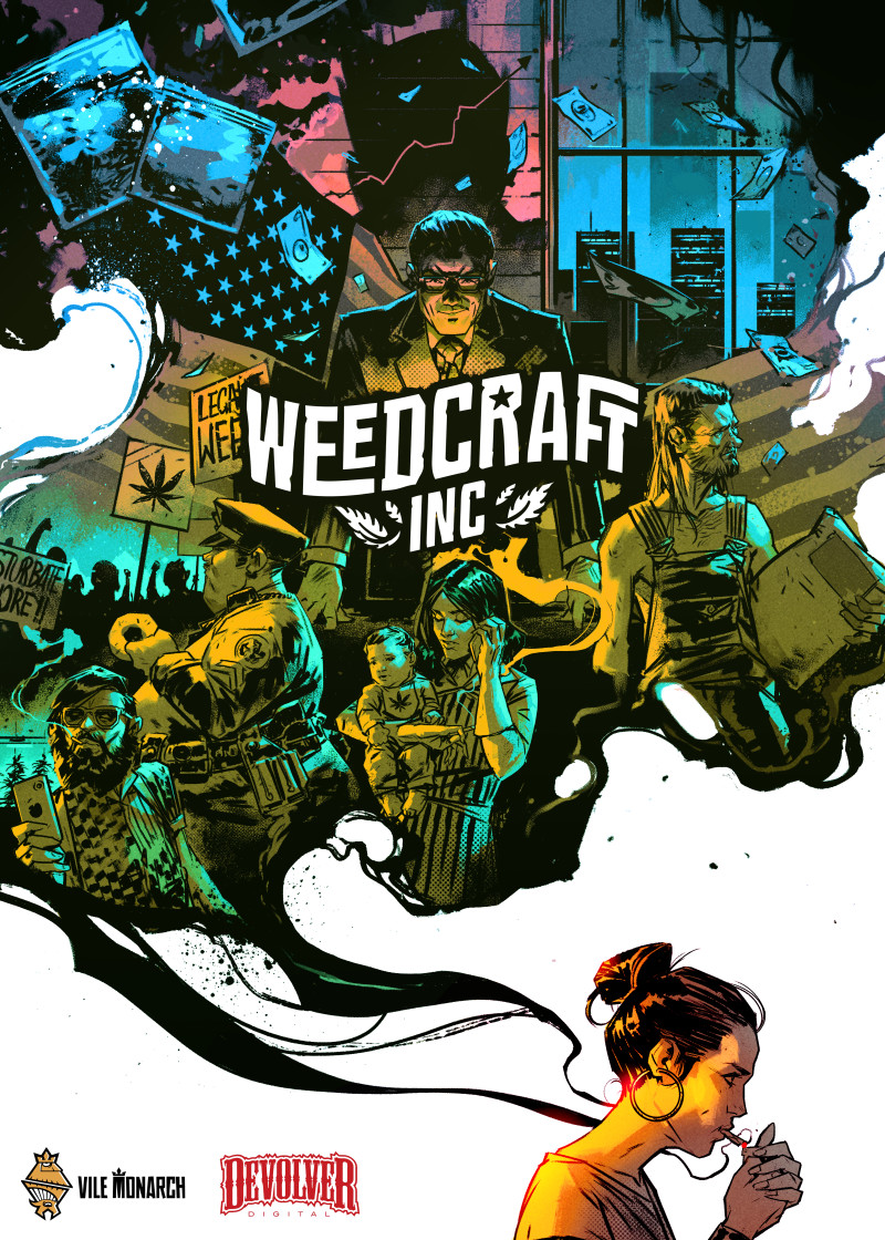 Cover Weedcraft Inc.