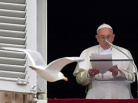 Papst Regina Coeli Ostermontag