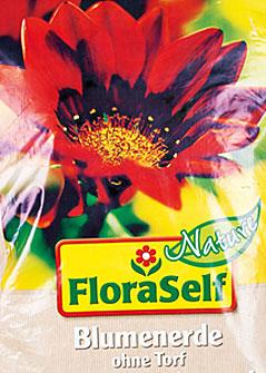 """Blumenerde der Marke """"FloraSelf Nature"""""""