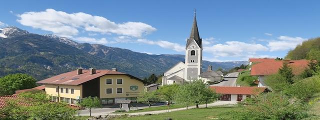 Pfarrkirche Berg im Drautal