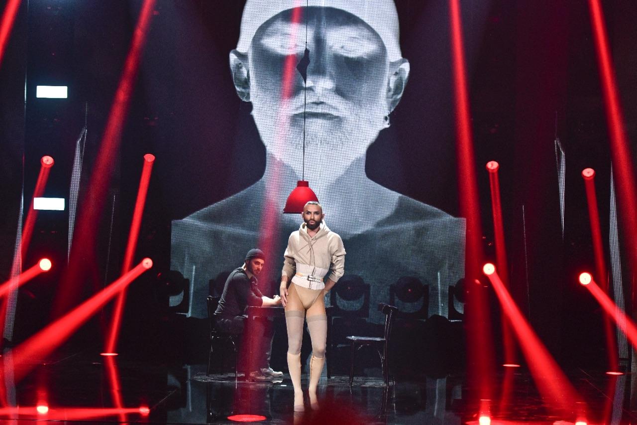 Wurst bei den Amadeus Austrian Music Awards 2019