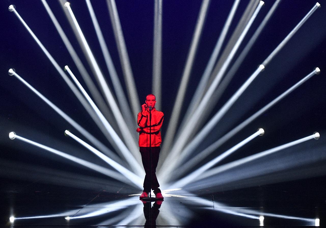 Lou Asril bei den Amadeus Austrian Music Awards 2019