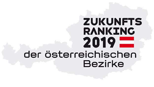 Zukunftsranking der österreichischen Bezirke
