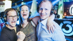Silent Disco Beachtour