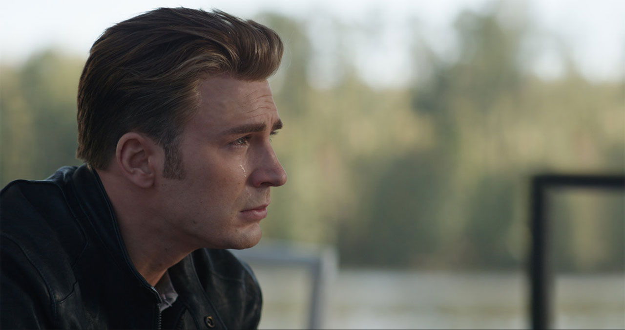 "Screenshots aus ""Avengers: Endgame"""