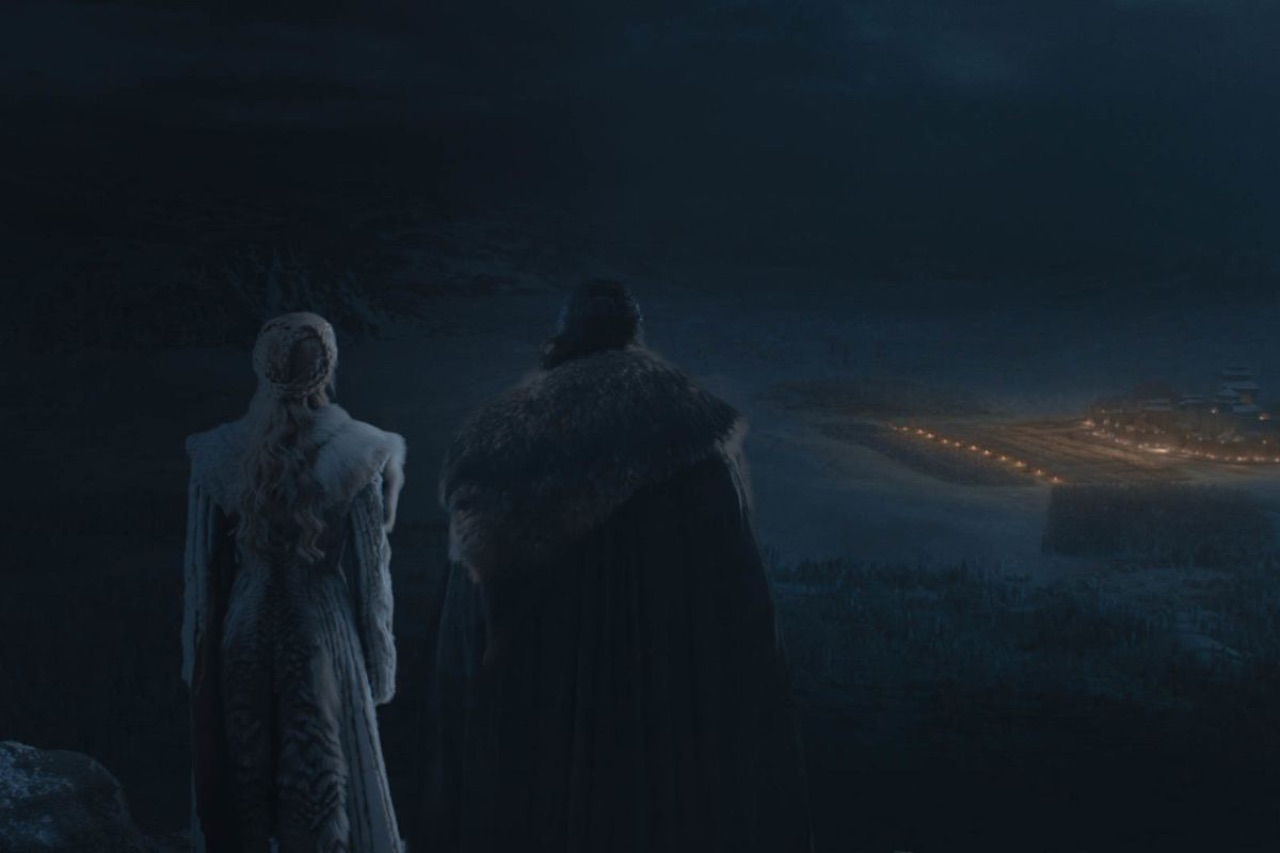 Battle Of Winterfell Game Of Thrones S8 E3