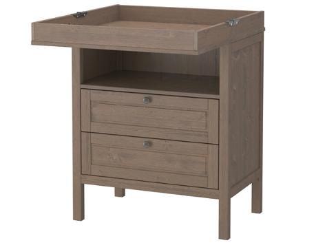 "Wickelkommode ""Sundvik"" von Ikea"