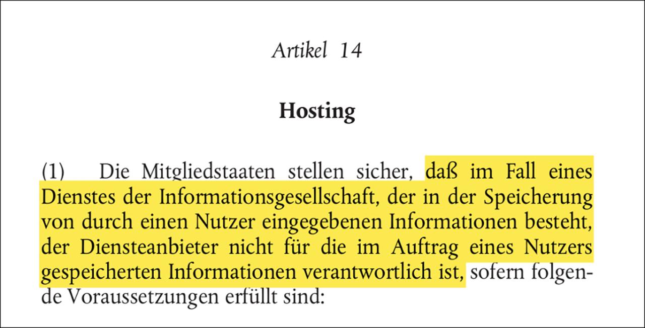 E-Commerce Artikel 14