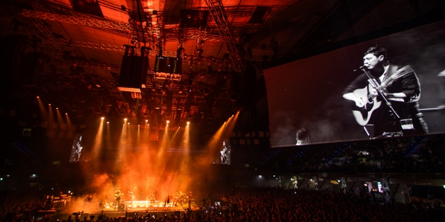 Mumford and Sons @Wiener Stadthalle Mai 2019