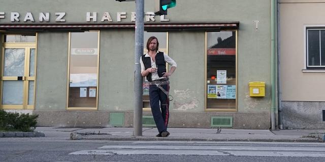 Portrait Foto Fuzzman alias Herwig Zamernik