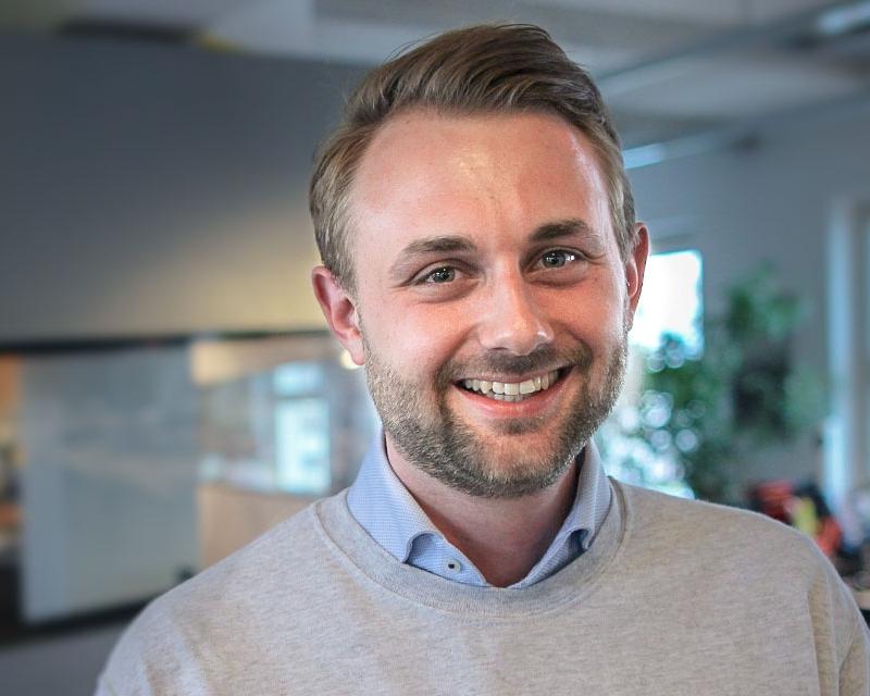 Spitzenkandidat der AG Dominik Ramusch