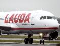 Flugzeug der Lauda