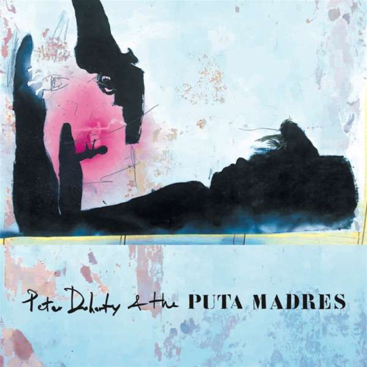 Cover Album Peter Doherty & The Puta Madres