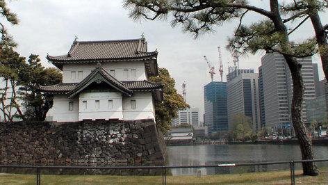 Japan, sein Kaiser und die Armee