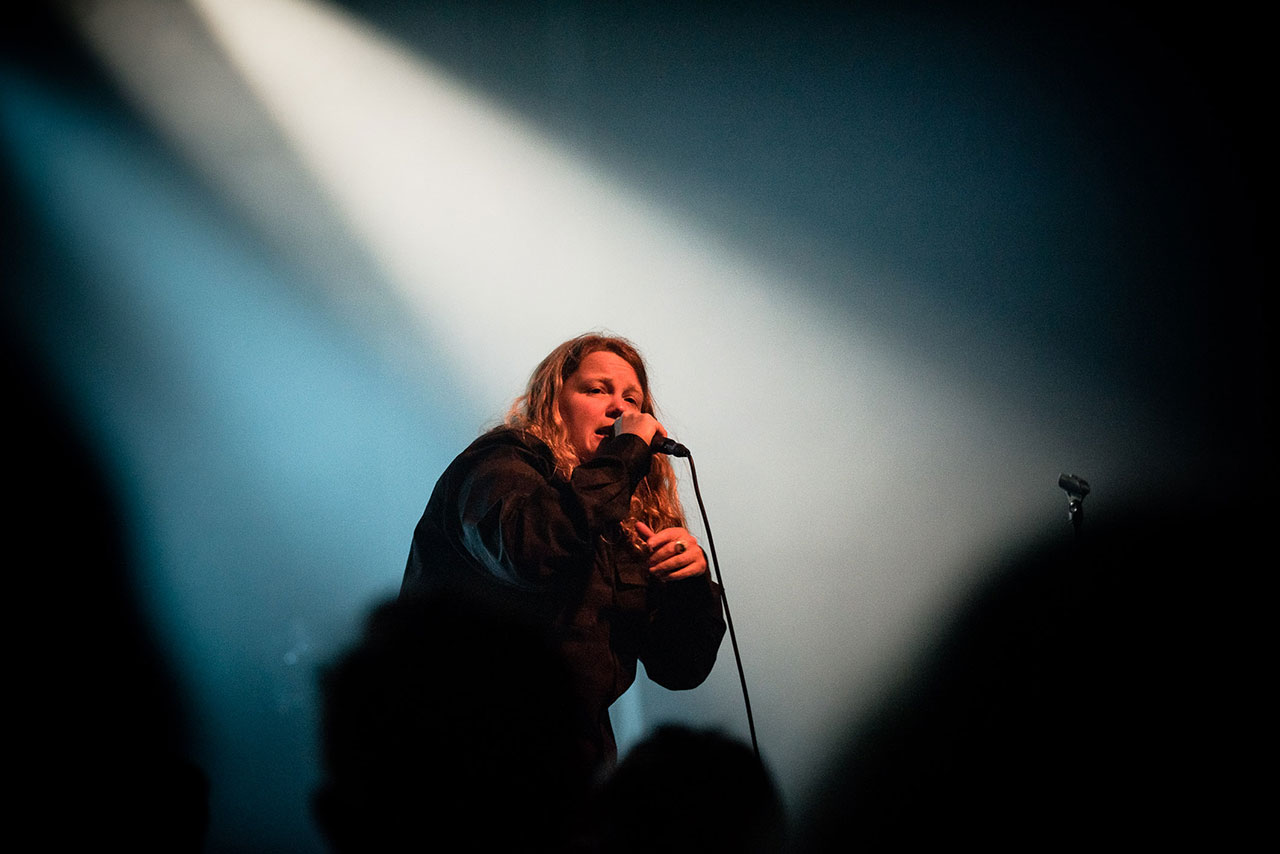 Kate Tempest am Donaufestival