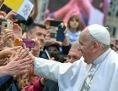 Papst Franziskus Nord Mazedonien